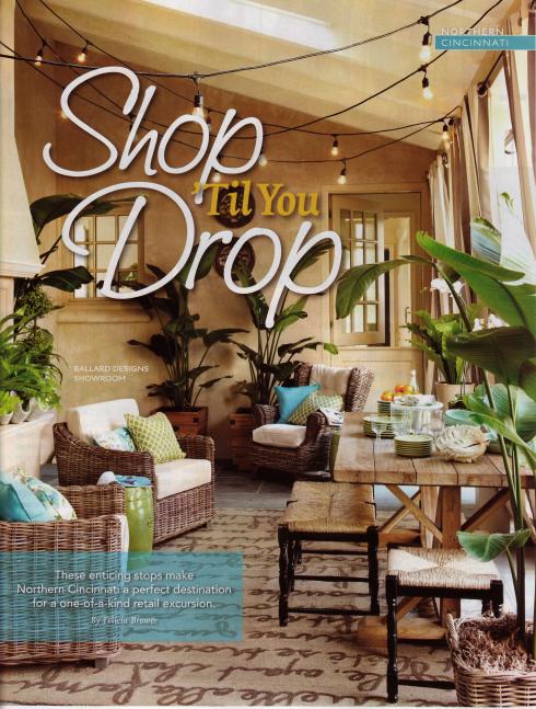 Shop til You Drop Cover
